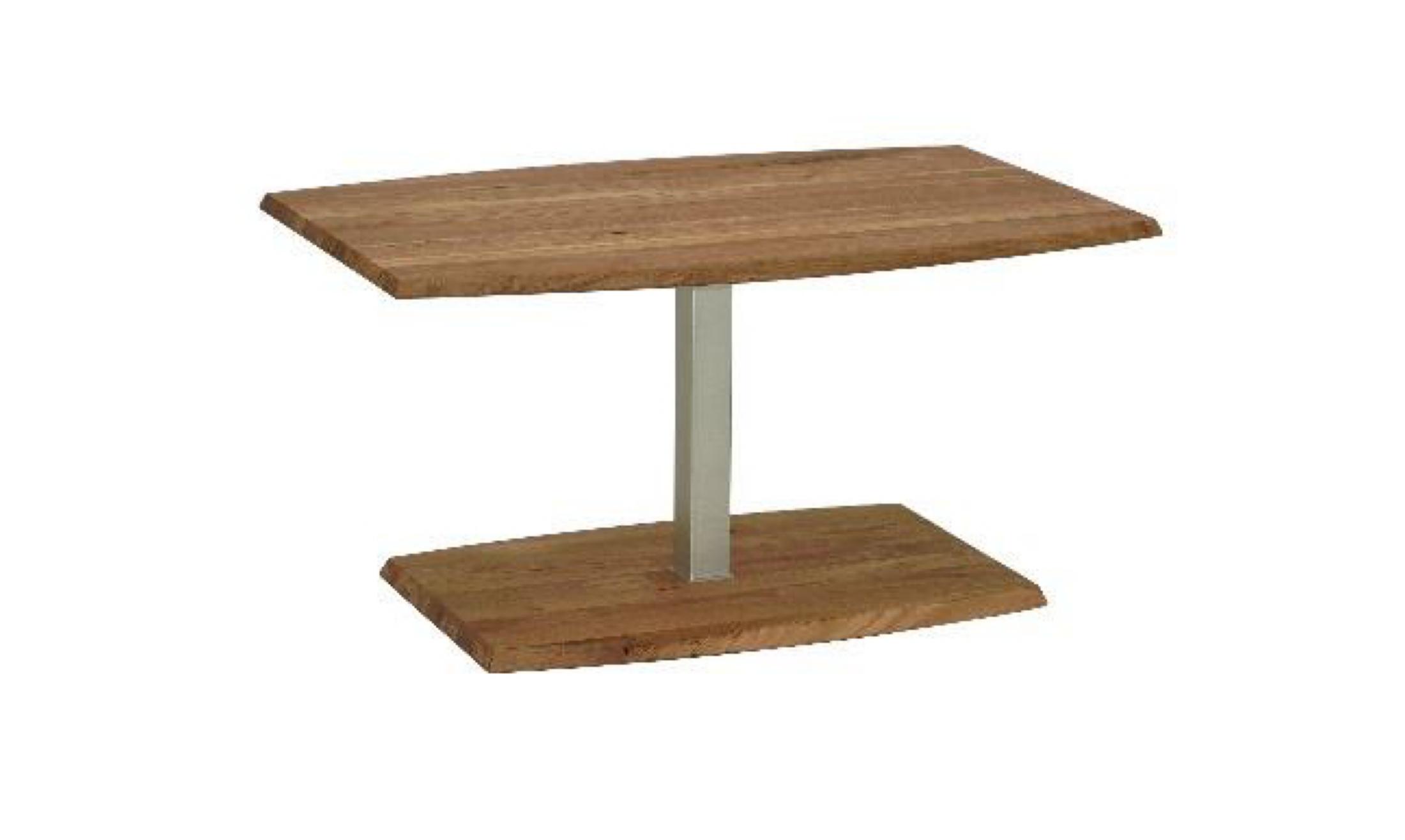 Couchtisch Wildeiche Geölt Mit Lift Woody 189-00020 Holz Modern