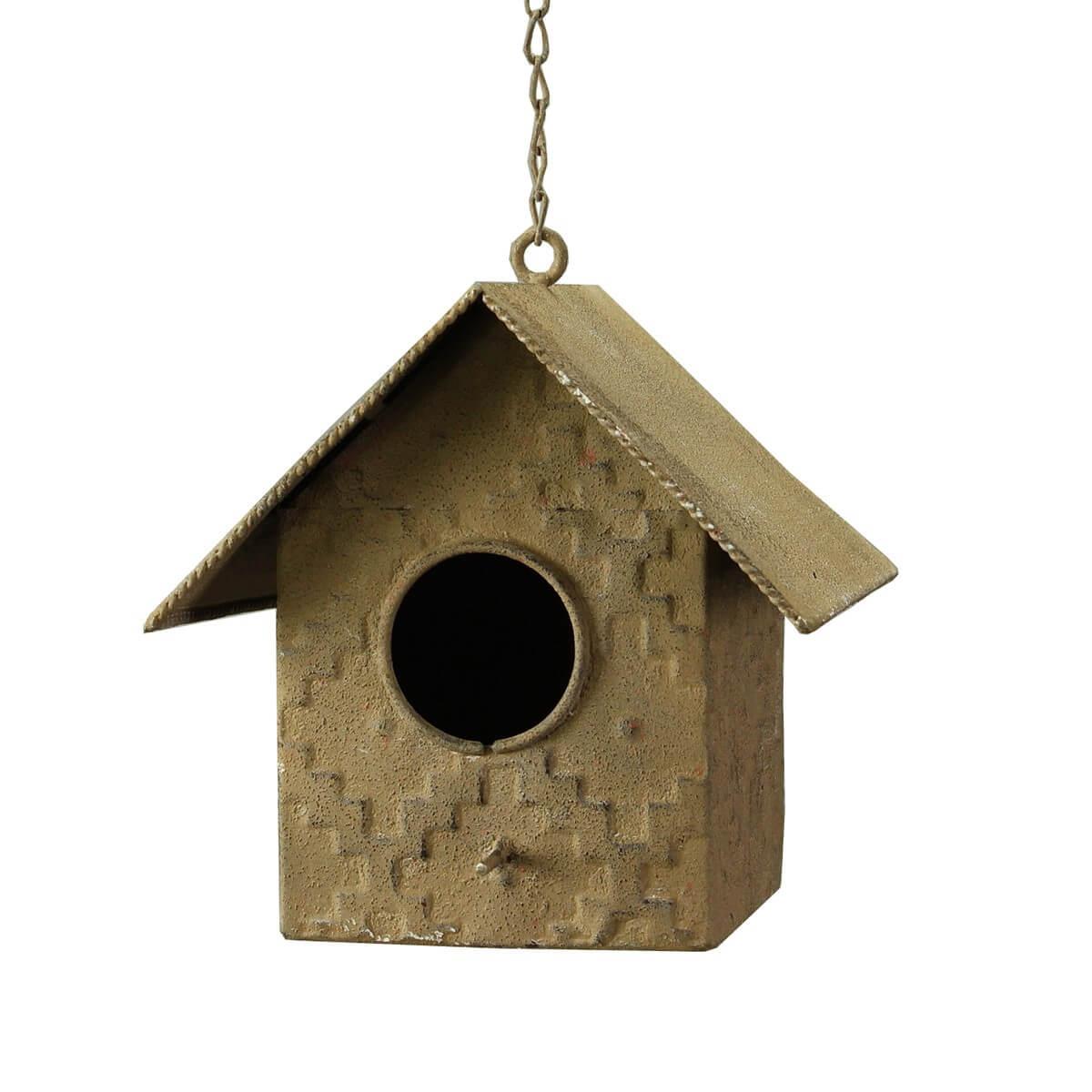 Vogelhaus Höhe 18,3 cm zum hängen