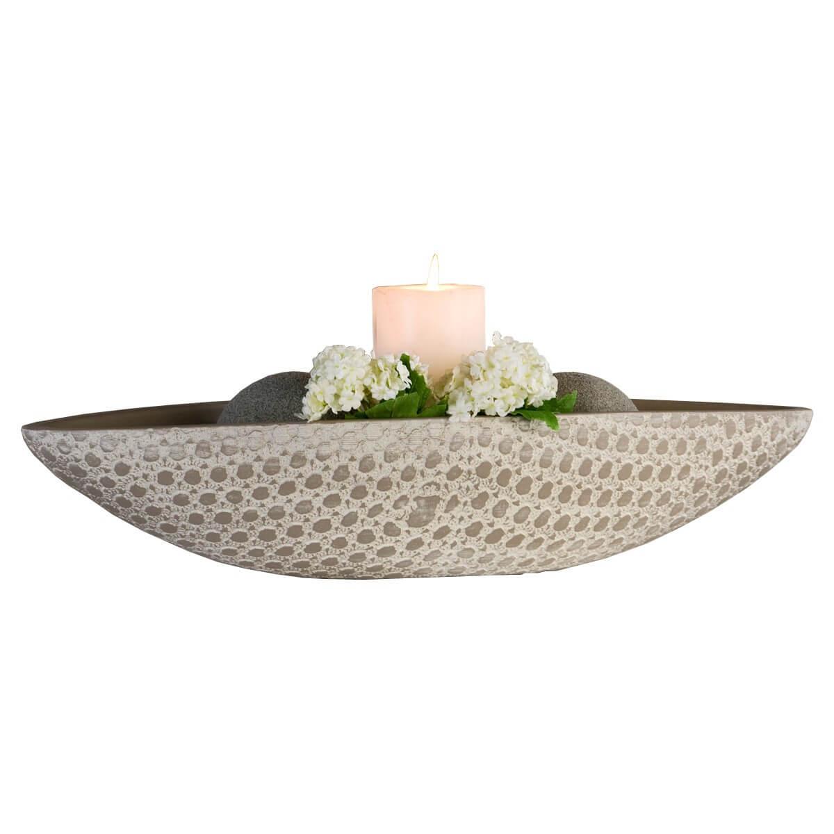 25868 deko schale keramik grau m bel24 for Moebel24 shop