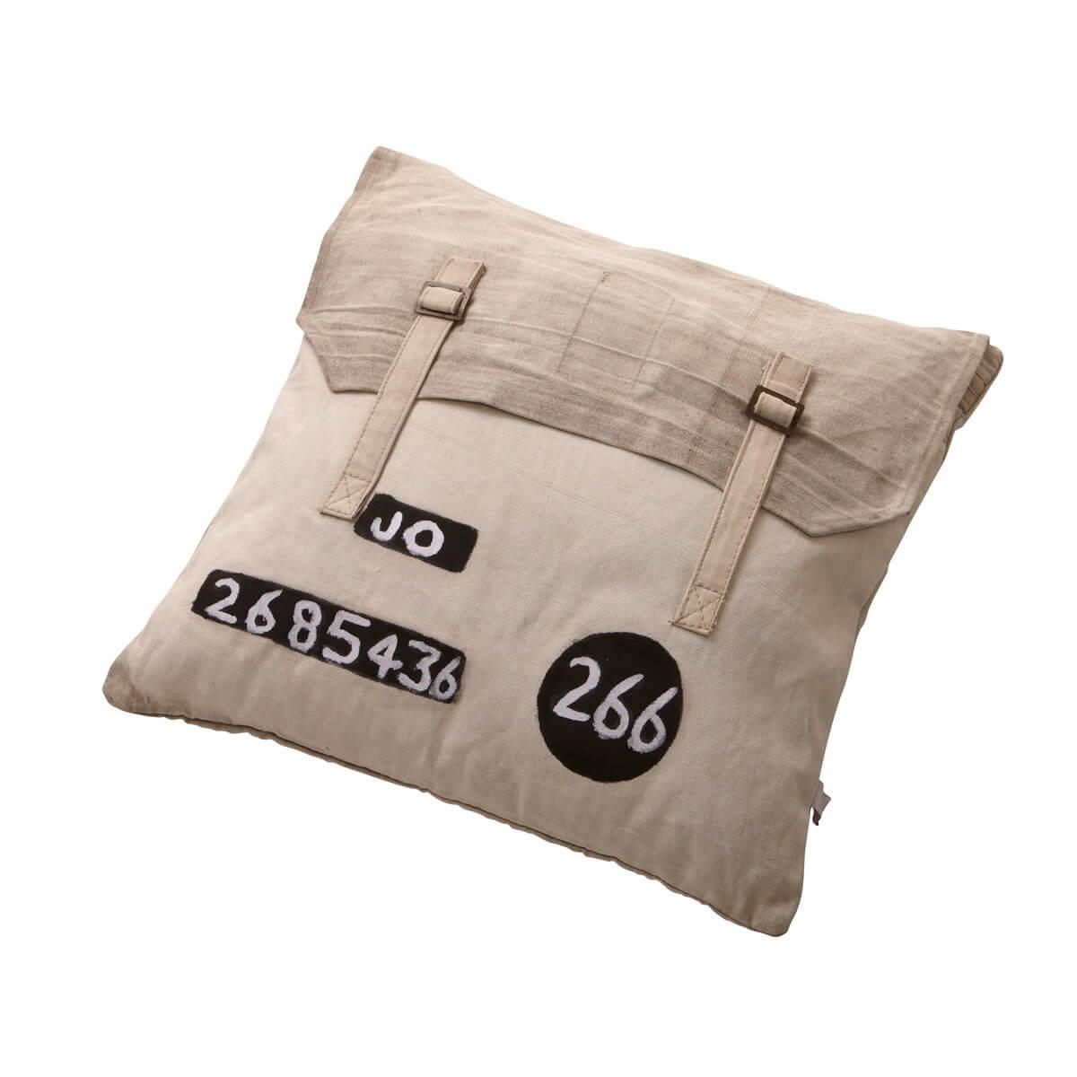 26266 deko kissen 50x50 beige army 1 m bel24 for Moebel24 shop