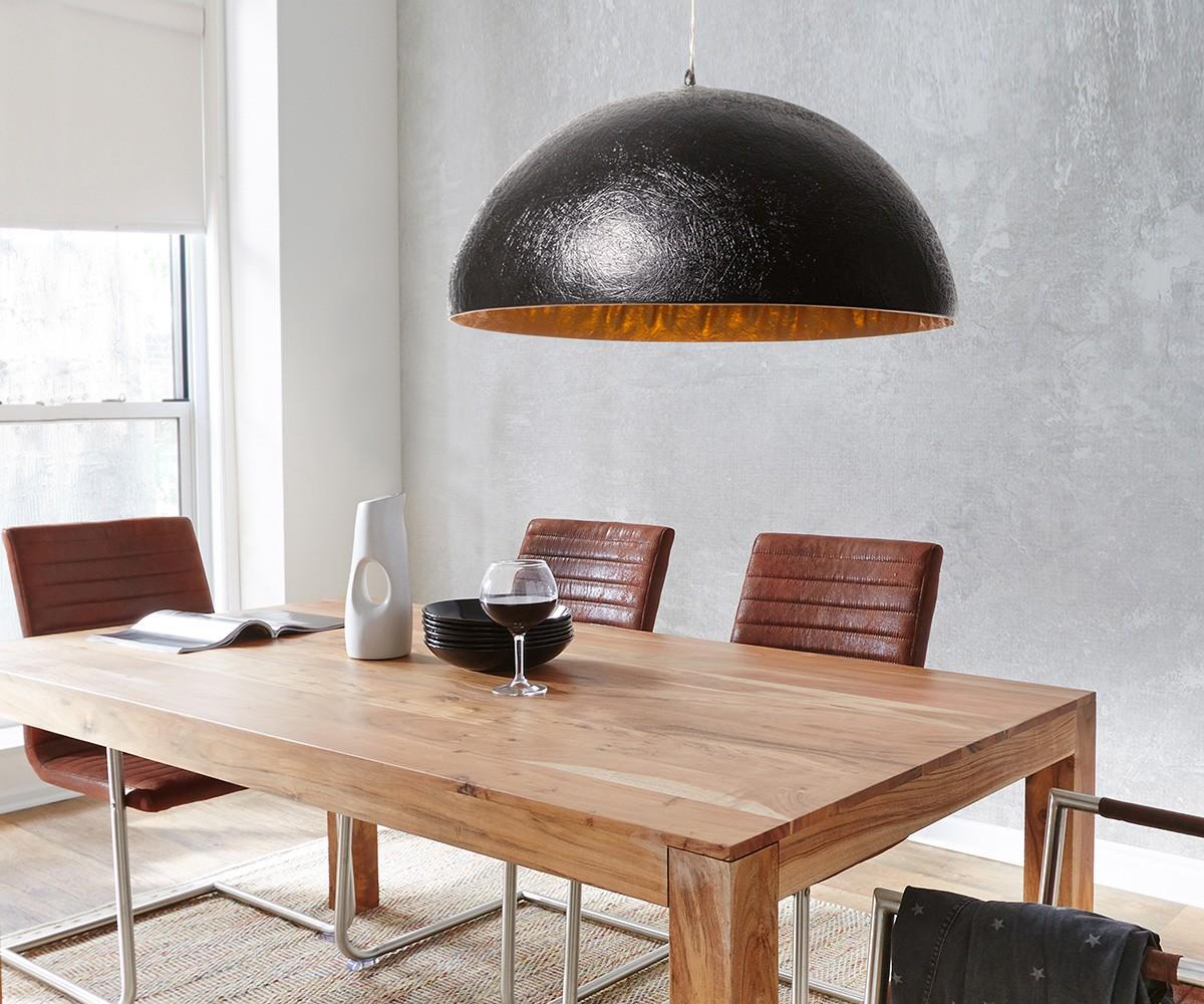 delife h ngeleuchte caldero 50 cm schwarz gold h ngeleuchten m bel24. Black Bedroom Furniture Sets. Home Design Ideas