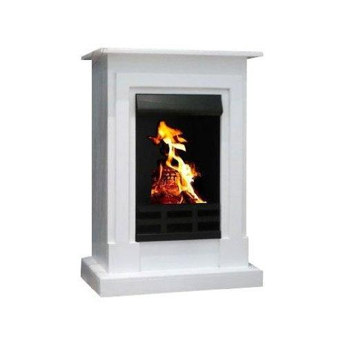 BBT@ / Gelkamin Ethanolkamin Arobia MDF Hoch / Für Brenngel oder Bio-Ethanol / BBT-10001140 / Echtes Kamin-Feuer ohne Rauch, Asche oder Staub