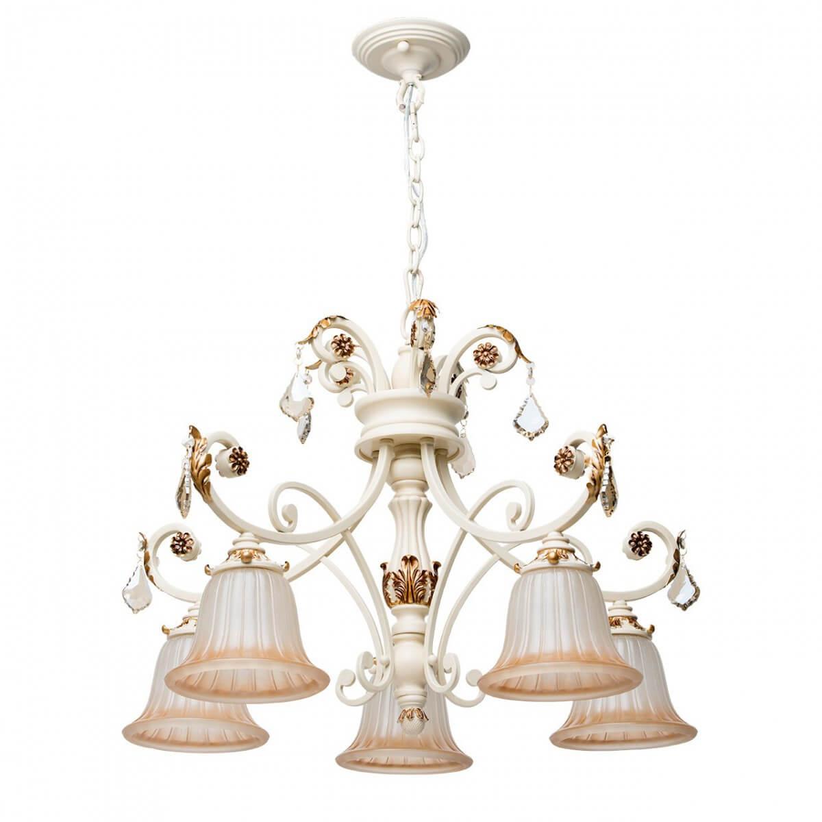 deckenleuchte in beige gold mit kristallen m bel24. Black Bedroom Furniture Sets. Home Design Ideas