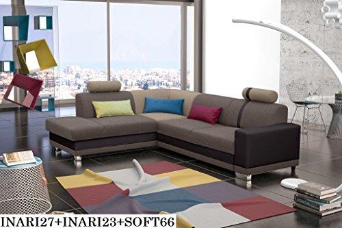 ecksofa couch mit schlaffunktion eckcouch polstergarnitur wohnlandschaft veratti m bel24. Black Bedroom Furniture Sets. Home Design Ideas