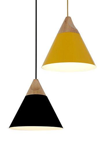 HuaJing® Kronleuchter/Pendelleuchten - Ministil - Zeitgenössisch/Traditionell-Klassisch/Rustikal/ Ländlich/Tiffany/Vintage/Retro/Rustikal,220-240v-yellow
