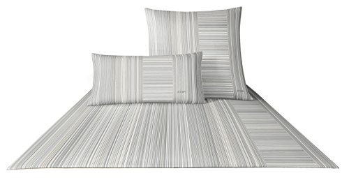 JOOP! Bettwaesche Mako-Satin Fine Stripes 80x80 cm - 135x200 cm