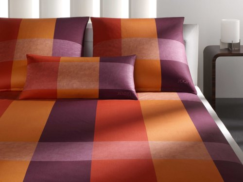 JOOP! Bettwaesche Mako-Satin Lucent Stripes 80x80 cm - 135x200 cm