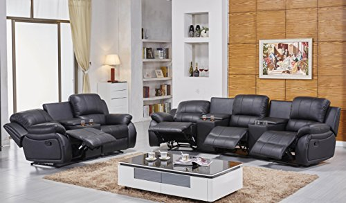 ledersofas kinosofas relaxcouch fernsehsofas 5129 cup 3 2. Black Bedroom Furniture Sets. Home Design Ideas