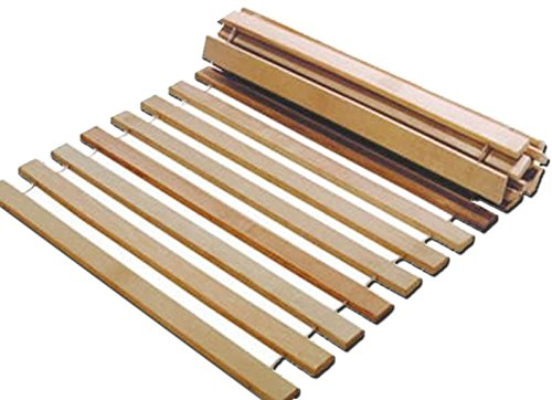 Rollrost 140x200 10 Leisten nicht verstellbar unverstellbar Fichtenholz Rolllattenrost