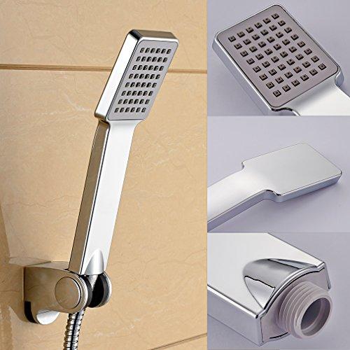 auralum moderne handbrausen regenbrause duschkopf zubeh r f r duschsystem in badezimmer m bel24. Black Bedroom Furniture Sets. Home Design Ideas