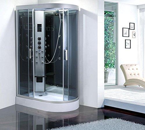 Dusche Duschtempel Duschkabine Duschabtrennung LXW-532 Links NEU