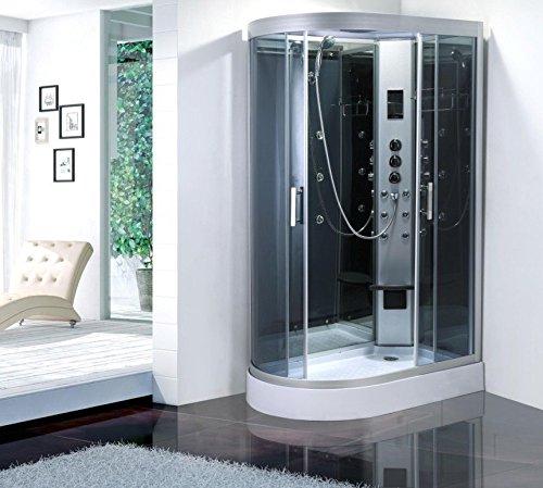 Dusche Duschtempel Duschkabine Duschabtrennung LXW-532 Rechts NEU