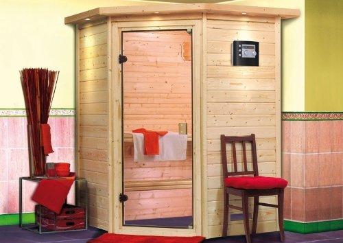 Karibu Sauna Alicja (Eckeinstieg)