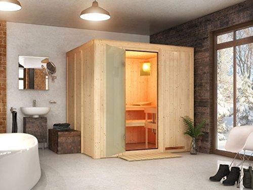 System Sauna Rutava 196cm x 170cm x 198cm