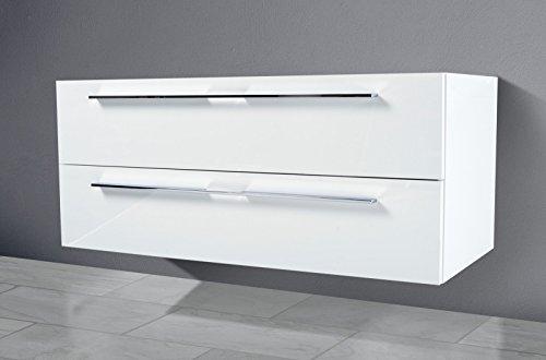 Unterschrank zu Villeroy & Boch Subway 2.0 130 cm Waschbeckenunterschrank