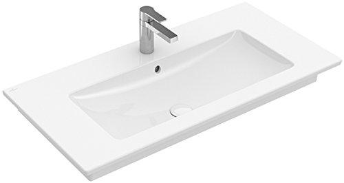 Villeroy & Boch Schrankwaschtisch Venticello 41048L 800x505mm Weiß Alpin, 41048L01