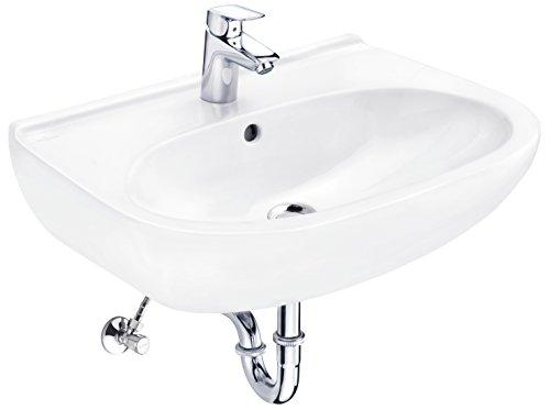 Villeroy & Boch Waschtisch Omnia Novo, Komplettset, 1 Stück, weiß, SWTMONOBD100