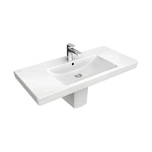Villeroy und Boch Subway 2.0 Schrank Waschtisch Waschbecken 100 cm C+ 7175A0R1