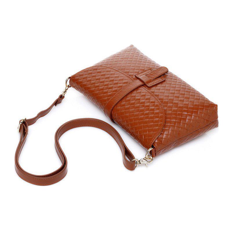 Elinor Leather Evening Bag