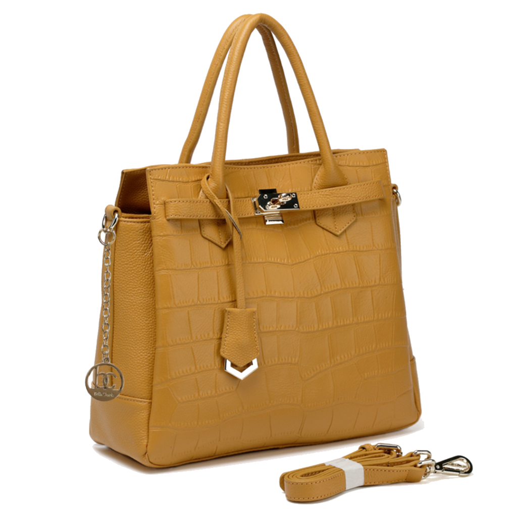 Roxanne Leather Tote