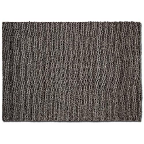Hay Teppich Peas dark grey 240cm x 170cm