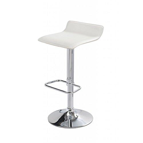 vidaXL 2 DESIGN Barhocker Bar Stuhl Drehstuhl LOUNGE Hocker Küche Barstühle Weiß NEU 14