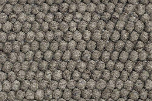HAY - Peas Teppich - dunkelgrau - 200 x 300 cm