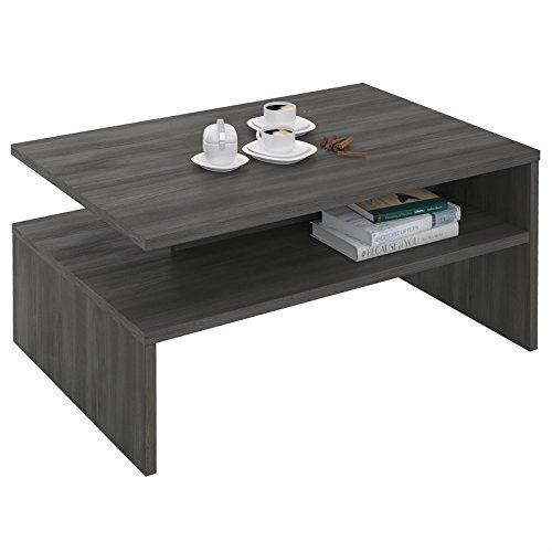 couchtisch paulina beistelltisch wohnzimmer mit ablagefach. Black Bedroom Furniture Sets. Home Design Ideas