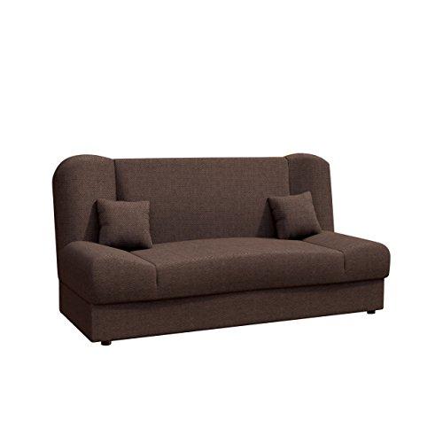 Schlafsofa Jonas SALE, Ausverkauf, Sofa mit Bettkasten und Schlaffunktion, Schlafcouch, Bettsofa, Dauerschläfer-sofa, Couch vom Hersteller, Wohnlandschaft